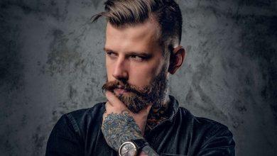 A guy with beard