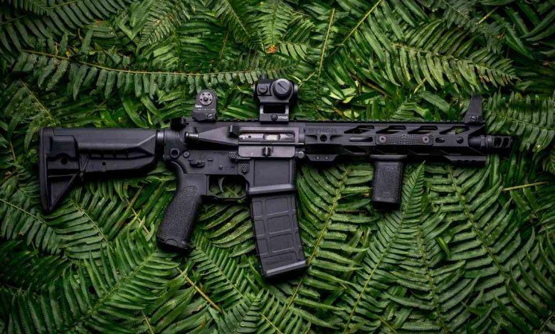 MDR Rifle