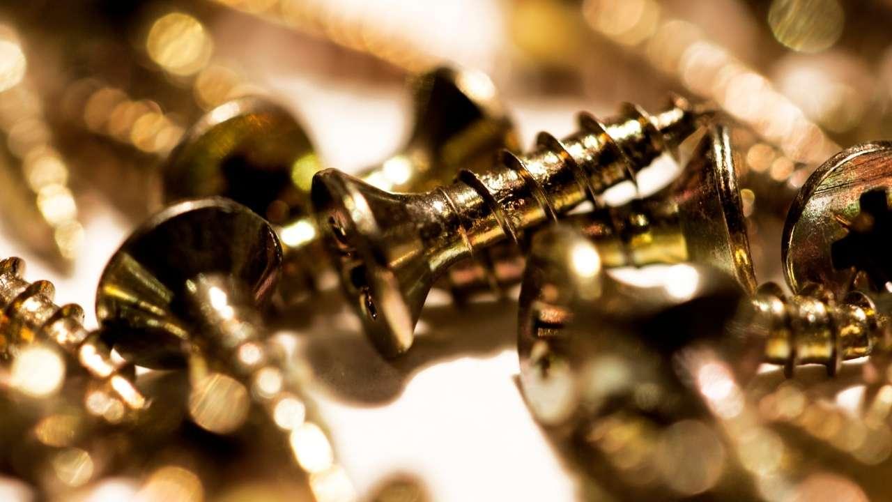 Bronze Wood Screws