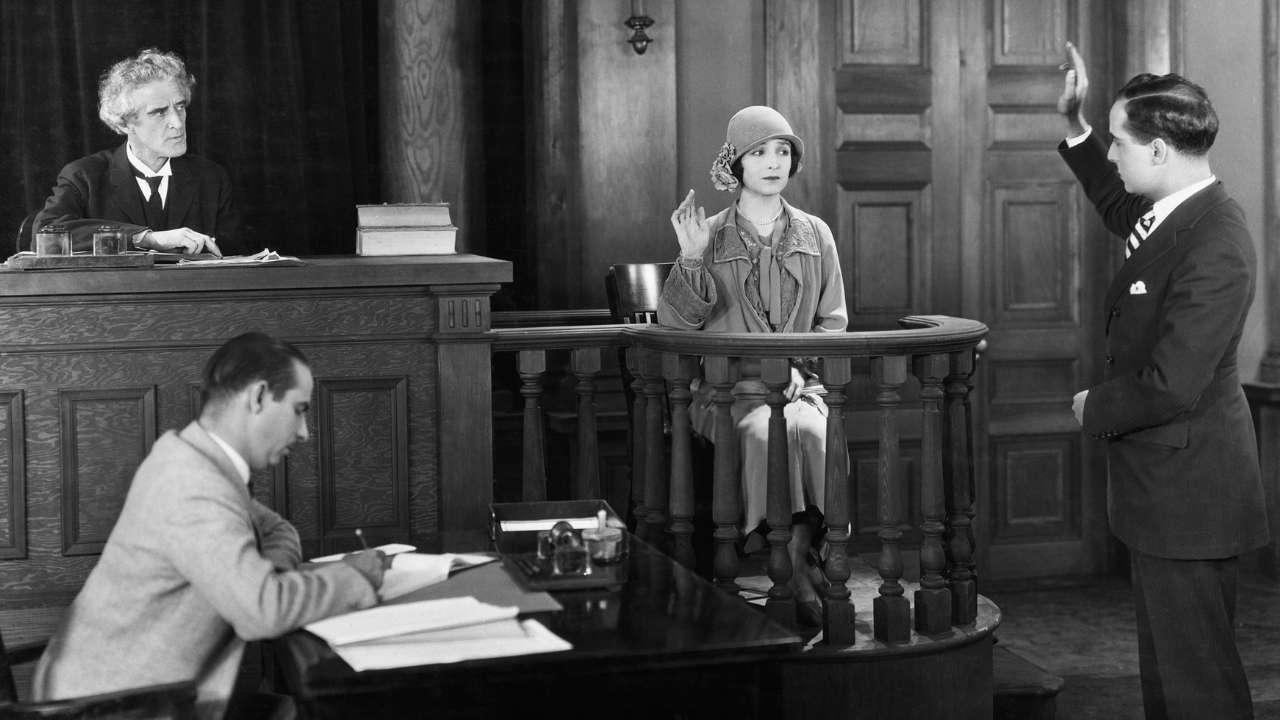 Deposition witness